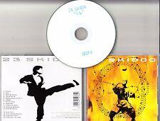 23 SKIDOO Urban Gamelan 2008 UK remastered 15-track promo test CD