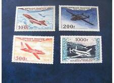FRANCE 1954 SC# C29-32 AIR MAIL   SET MNH  CAT. $324.00