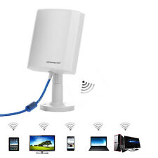 New WiFi Antenna Long Distance Booster Wireless up to 1/2 .5 Mile Away Hot Spots