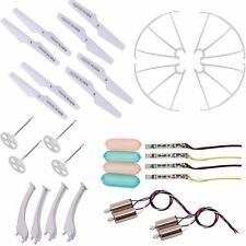 For Syma X5SC X5SW X5SC-1 RC Quadcopter Spare Parts Crash Pack Kit Replacements