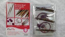 Knit Pro Symfonie Interchangeable Needle Starter Set N020601