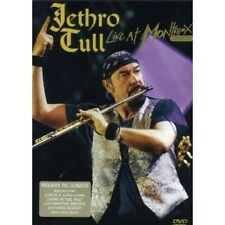 "Jethro TULL ""Live at Montreux 2003"" DVD NUOVO"