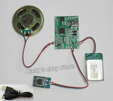 USB MP3 Module for greeting card,gift box soundboard,music cards,musical sound