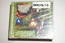 Lot of 8 Sony Collectables Assorted Christmas Country Holiday CD's New & Sealed!