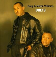 Doug Williams, Doug & Melvin Williams - Duets [New CD]