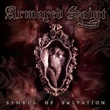 ARMORED SAINT 'SYMBOL OF SALVATION'  CD NEUWARE