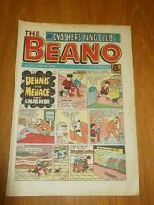 BEANO #2012 7TH FEBRUARY 1981 BRITISH WEEKLY DC THOMSON COMIC