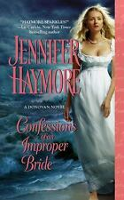 Confessions of an Improper Bride by Jennifer Haymore  #523