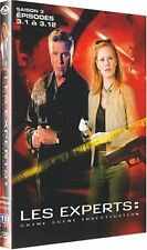 LES EXPERTS        - SAISON 3  EPISODES  3.1  à 3.12                 ------  DVD