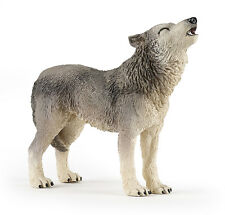 Papo 50171 Howling Wolf Wolferin Wild Animal Model Figurine Toy - NIP