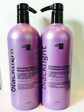 Oligo Blacklight Nourishing Shampoo & Conditioner Liter Duo Set - 33.8oz