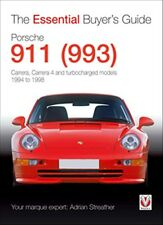Porsche 911 993 The Essential Buyers Guide book paper 1994 to 1998