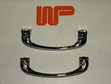 CLASSIC MINI - CHROME DOOR PULL HANDLE PAIR X2 Door Pulls ALSO Fits MGB 650306