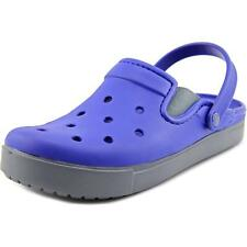 Crocs Citiliane clog Men US 9 Blue Clogs NWOB  1491
