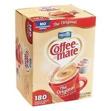 Nestlé Coffee mate Original Liquid Creamer Singles Portion Cups 180 ct NEW!