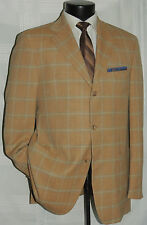 Kashmir House Fine Clothing Loro Piana super 110's Twister Jacket coat 42 R