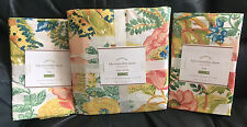 New Pottery Barn LYLA GARDEN REVERSIBLE KING /CAL.KING DUVET, 2 KING SHAMS NWT