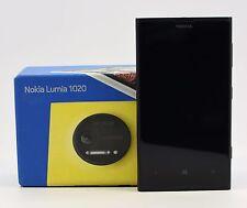 OPEN BOX - Nokia Lumia 1020 Black RM-875 (FACTORY UNLOCKED) 41MP , 32GB