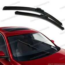 Windshield wiper Arm Blades Rain for PEUGEOT 407 2005-2014 YEAR 28''+28'' NEW
