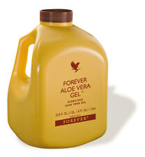 4 pack (4 Piezas) Forever Living Products Aloe Vera Gel Drink
