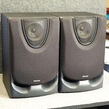 Philips FB330 Boxen Lautsprecherboxen Bassreflexboxen Satelliten Regalboxen Gar.