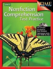 Nonfiction Comprehension Test Practice: Nonfiction Comprehension Test...