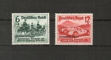 H15337 Deutsches Reich  Mi. Nr. 695 + 696  entfalzt geprüft BPP