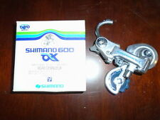 VINTAGE SHIMANO 600 AX REAR DERAILLEUR, NEW IN THE BOX
