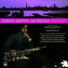 Johnny Griffin: The Big Soul-band + White Gardenia (2 Lps On 1 Cd)