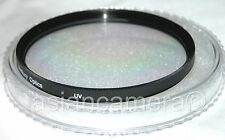 55mm UV Safety Filter For Sony A200 A300 18-70mm Lens Protection Glass 55 mm
