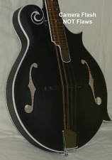 Michael Kelly MKL BSBO F-Body Mandolin Flamed Maple all Solid List $1100