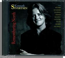 Kenneth Sivertsen - Remembering North - New 1993 Jazz CD!
