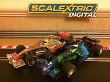 Scalextric Digital F1 McLaren MP4-21 & Honda Racing *Mint Condition*