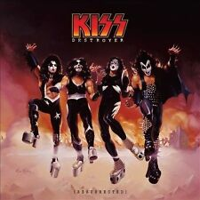 Destroyer [Resurrected - Back to Black Edition] by Kiss (CD, Aug-2012,...