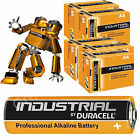 50 DURACELL INDUSTRIAL AA BATTERIES ALKALINE 1.5V LR6 MN1500 REPLACES PROCELL AA
