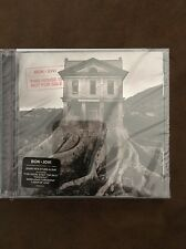 "Bon Jovi ""This House Is Not for Sale""  CD 2016 - sealed, brand new"