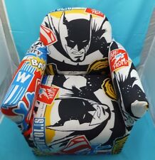 Vintage Batman Chair Armchair RARE Childrens childs Furniture
