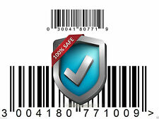1500 UPC Number Barcode listing codes for Amazon Ebay Approved Guarantee