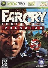 Far Cry Instincts: Predator - Xbox 360 Game Only