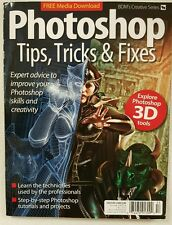 Photoshop Tips Tricks Fixes 3D tools Expert Advice 13 Fall 2015 FREE SHIPPING JB