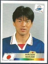 PANINI WORLD CUP FRANCE 1998- #527-JAPAN-HIROSHI NANAMI