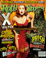 Rolling Stone 2/97,Gillian Anderson,X-Files,Phish,David Bowie,February 1997,NEW