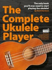 Complete Ukulele Player Play Bill Withers BEATLES UKE MUSIC BOOK & Download Card