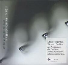 Hogarth, Steve & BARBIERI, Richard-not the weapon but the mano CD * * NUOVO *