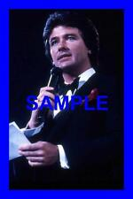 ORIGINAL PRESS TRANSPARENCY - ACTOR FROM DALLAS PATRICK DUFFY ROYAL ALBERT HALL