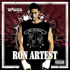 ARTEST, RON-MY WORLD CD NEW