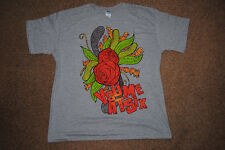 YOU ME AT SIX FLOWER T SHIRT XL NEW OFFICIAL SINNERS NEVER SLEEPS HOLD ME DOWN