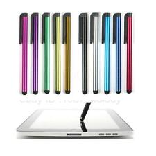 Mix 10X Universal Metal Stylus Touch Screen Pen For iPhone 5 Samsung Smart Phone