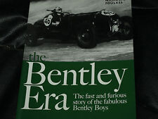 BENTLEY ERA FOULKES TIM BIRKING LE MANS 1923 1924 1927 1926 1930 WOOLF BARNATO