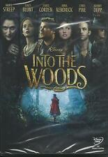 Into the woods (2015) DVD